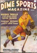 Dime Sports Magazine (1935-1944 Popular Publications) Pulp Vol. 2 #1