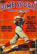 Dime Sports Magazine (1935-1944 Popular Publications) Pulp Vol. 2 #4