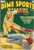 Dime Sports Magazine (1935-1944 Popular Publications) Vol. 3 #2