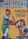 Dime Sports Magazine (1935-1944 Popular Publications) Vol. 5 #1