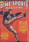 Dime Sports Magazine (1935-1944 Popular Publications) Pulp Vol. 5 #4