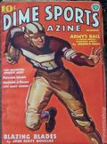 Dime Sports Magazine (1935-1944 Popular Publications) Vol. 5 #6
