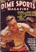 Dime Sports Magazine (1935-1944 Popular Publications) Pulp Vol. 6 #3