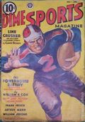 Dime Sports Magazine (1935-1944 Popular Publications) Vol. 7 #3