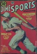 Dime Sports Magazine (1935-1944 Popular Publications) Vol. 7 #5