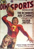 Dime Sports Magazine (1935-1944 Popular Publications) Pulp Vol. 8 #2