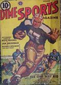 Dime Sports Magazine (1935-1944 Popular Publications) Pulp Vol. 8 #4