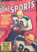 Dime Sports Magazine (1935-1944 Popular Publications) Vol. 8 #5