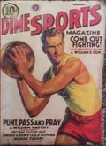 Dime Sports Magazine (1935-1944 Popular Publications) Pulp Vol. 8 #6