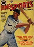 Dime Sports Magazine (1935-1944 Popular Publications) Vol. 9 #6
