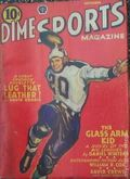 Dime Sports Magazine (1935-1944 Popular Publications) Pulp Vol. 10 #3