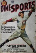 Dime Sports Magazine (1935-1944 Popular Publications) Pulp Vol. 12 #2