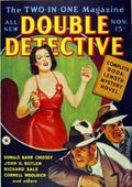 Double Detective (1937-1943 Frank A. Munsey) Pulp Vol. 2 #6