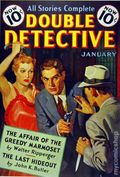 Double Detective (1937-1943 Frank A. Munsey) Pulp Vol. 3 #2