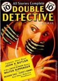 Double Detective (1937-1943 Frank A. Munsey) Pulp Vol. 3 #5