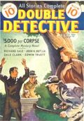 Double Detective (1937-1943 Frank A. Munsey) Pulp Vol. 4 #2
