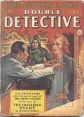Double Detective (1937-1943 Frank A. Munsey) Pulp Vol. 6 #6