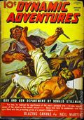 Dynamic Adventures (1935-1936 Street & Smith Publications) Pulp Vol. 1 #4