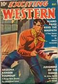 Exciting Western (1940-1953 Better Publications) Pulp Vol. 2 #1