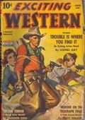 Exciting Western (1940-1953 Better Publications) Pulp Vol. 4 #3