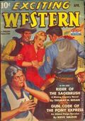 Exciting Western (1940-1953 Better Publications) Pulp Vol. 5 #2