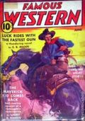 Famous Western (1937-1960 Columbia Publications) Pulp Vol. 3 #3