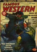 Famous Western (1937-1960 Columbia Publications) Pulp Vol. 6 #1