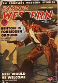 Famous Western (1937-1960 Columbia Publications) Pulp Vol. 6 #3