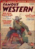 Famous Western (1937-1960 Columbia Publications) Pulp Vol. 9 #4