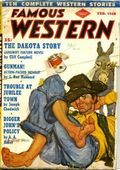 Famous Western (1937-1960 Columbia Publications) Pulp Vol. 10 #1