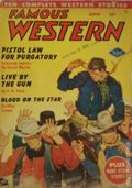 Famous Western (1937-1960 Columbia Publications) Pulp Vol. 11 #3