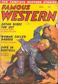 Famous Western (1937-1960 Columbia Publications) Pulp Vol. 11 #5