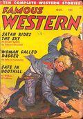 Famous Western (1937-1960 Columbia Publications) Pulp Vol. 11 #5