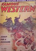 Famous Western (1937-1960 Columbia Publications) Pulp Vol. 14 #5