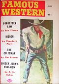 Famous Western (1937-1960 Columbia Publications) Pulp Vol. 18 #3