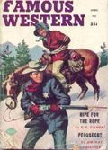 Famous Western (1937-1960 Columbia Publications) Pulp Vol. 18 #6