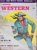 Famous Western (1937-1960 Columbia Publications) Pulp Vol. 20 #1