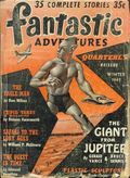 Fantastic Adventures Quarterly (1941-1951 Ziff-Davis Publishing) Pulp Vol. 2 #1