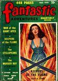 Fantastic Adventures Quarterly (1941-1951 Ziff-Davis Publishing) Pulp Vol. 7 #3