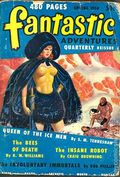 Fantastic Adventures Quarterly (1941-1951 Ziff-Davis Publishing) Pulp Vol. 8 #1