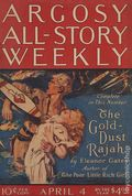 Argosy Part 3: Argosy All-Story Weekly (1920-1929 Munsey/William T. Dewart) Apr 4 1925