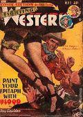 Fighting Western (1945-1950 Trojan Publishing) Pulp Vol. 5 #5