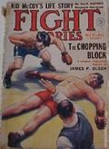 Fight Stories (1928-1952 Fiction House) Pulp Vol. 2 #12