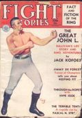 Fight Stories (1928-1952 Fiction House) Pulp Vol. 4 #1