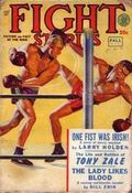 Fight Stories (1928-1952 Fiction House) Pulp Vol. 7 #6