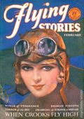 Flying Stories (1928-1930 New Metropolitan) Pulp Vol. 1 #4
