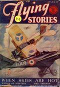 Flying Stories (1928-1930 New Metropolitan) Pulp Vol. 1 #5