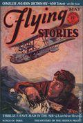 Flying Stories (1928-1930 New Metropolitan) Pulp Vol. 2 #1