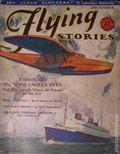 Flying Stories (1928-1930 New Metropolitan) Pulp Vol. 3 #2