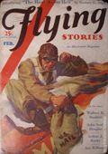 Flying Stories (1928-1930 New Metropolitan) Pulp Vol. 3 #3